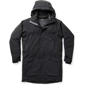 Houdini Fall in Parka Men true black